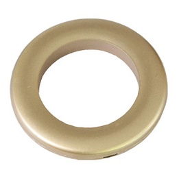 PVC aizkaru riņķis, zelta
