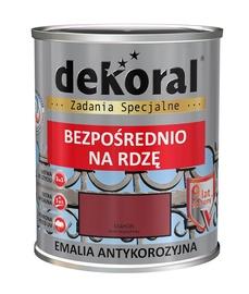 Pretkorozijas krāsa Dekoral Kaldinti, 0,65l, brūna
