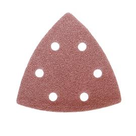 Треугольная наждачная бумага Vagner SDH 108.01, NR80, 94 мм