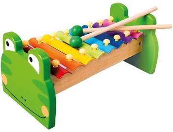 Bino Wooden Xylophone Frog
