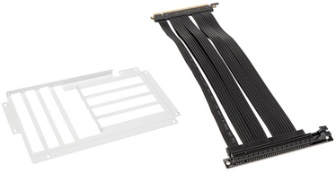 Lian Li O11-1W Riser Card Kabel + PCI-Slot-Blende White