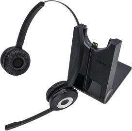 Ausinės Jabra PRO 930 Duo MS Black, belaidės