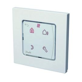 Термостат Danfoss Room Thermostat Icon 088U1020 In-Wall White