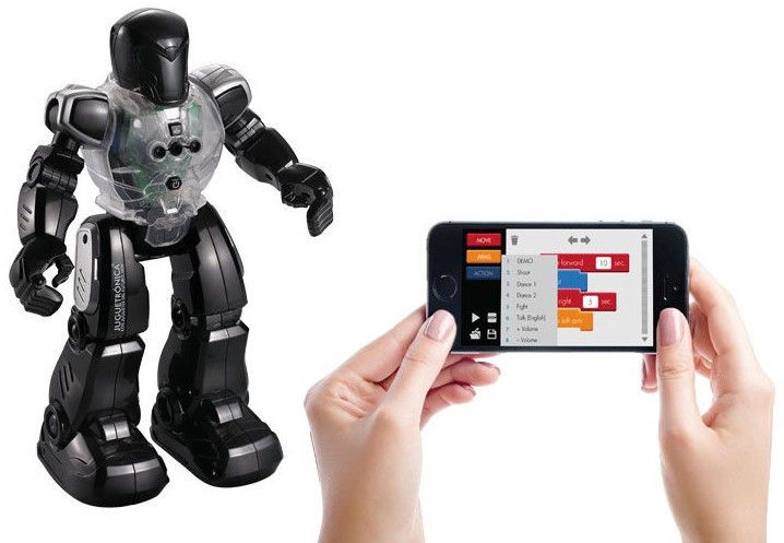 Žaislinis robotas Juguetronica Robotron Mini JUG0317
