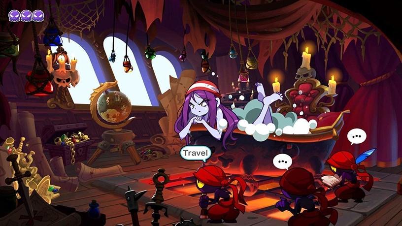 Shantae: Half-Genie Hero - Ultimate Day One Edition PS4