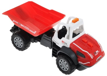 Dickie Toys Dump Truck Red 3413433