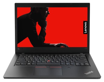 Nešiojamas kompiuteris Lenovo ThinkPad L380 20M50013PB