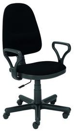 Biroja krēsls Halmar Bravo Black
