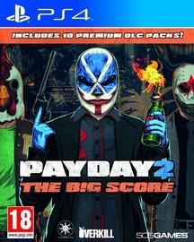 Payday 2 The Big Score incl. 10 Premium DLC PS4