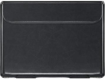 "Dux Ducis Hefi Standing Pouch For Apple MacBook 12"" Black"