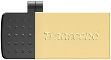Transcend Jet Flash 380G 64GB Gold