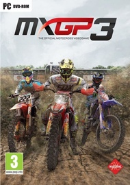 MXGP 3: The Official Motocross Videogame PC