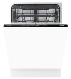 Iebūvējamā trauku mazgājamā mašīna Gorenje GV64161
