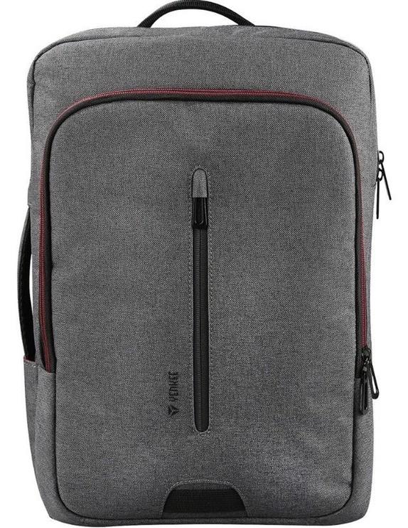 Yenkee Notebook Backpack For 15.6'' Grey