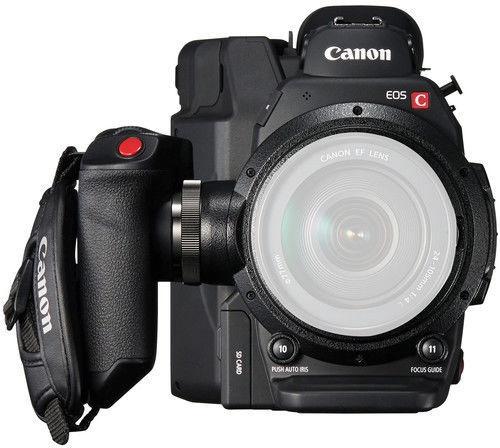 Canon EOS C300 Mark II + EF mount