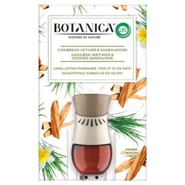 AW Botanica el. kompl sandalwood 19ml