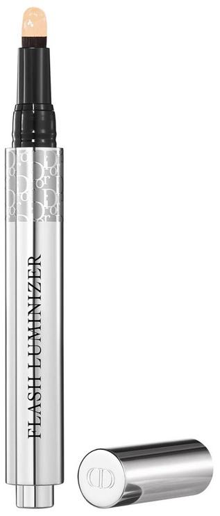Maskuojanti priemonė Christian Dior Flash Luminizer Radiance Booster Pen 02, 2.5 ml