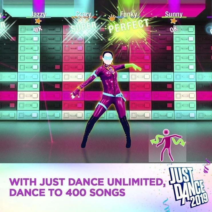 Just Dance 2019 SWITCH DIGITAL CODE