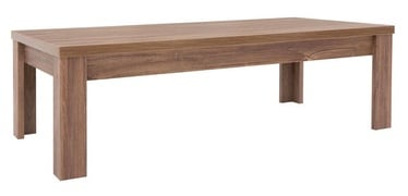 Kohvilaud Black Red White Brussel/Gent Stirling Oak, 1300x650x400 mm