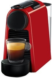 Nespresso Coffee Machine Essenza Mini D30 EN85.R Red