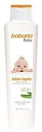 Babaria Baby Aloe Vera Liquid Soap 600ml