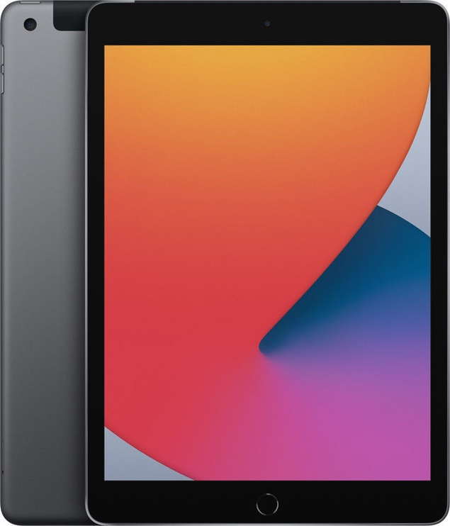 Планшет Apple iPad 8 10.2, серый, 10.2″, 3GB/32GB