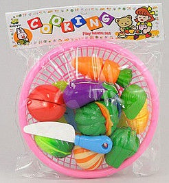 Tommy Toys Vegetable Set Cooking 460386
