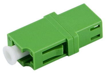 Adapter 4world Optical Adapter LC / LC Green