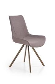 Svetainės kėdė K290, smėlio spalvos