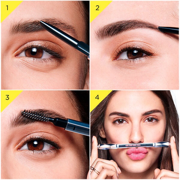 Benefit Goof Proof Eyebrow Pencil 0.34g 01
