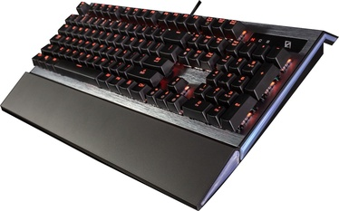 California Access Goliath CA-1416 OptoMechanical Gaming Keyboard Black