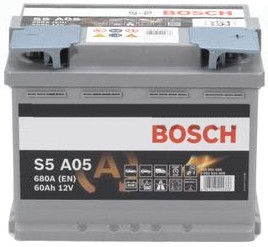Bosch AGM S5 A05 Battery