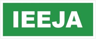 Zīme IEEJA 8x20