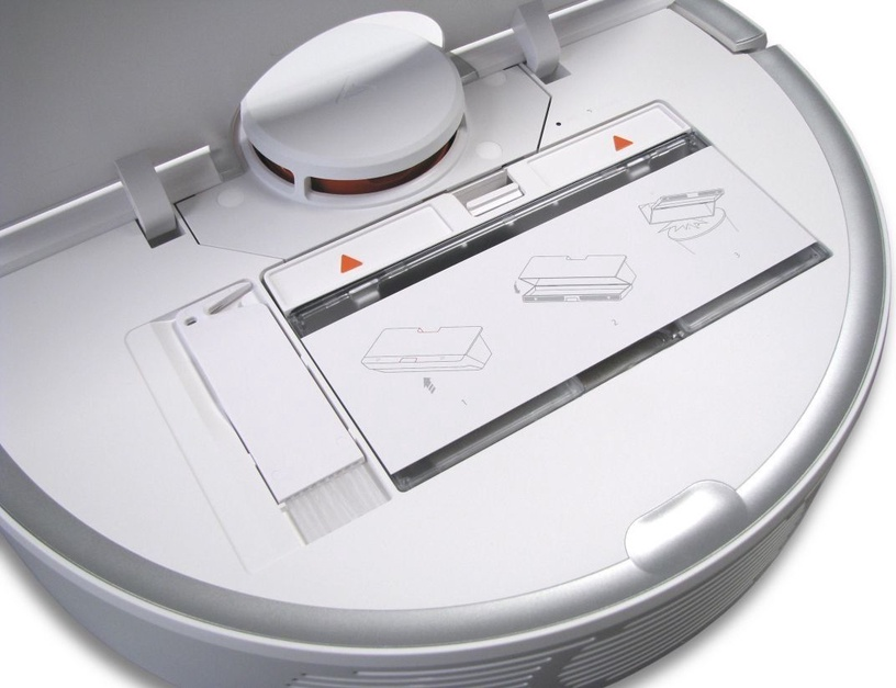 Dulkių siurblys - robotas Xiaomi Gen 2 White