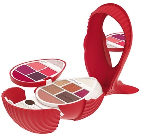 Pupa Whale 3 Make-Up Palette 13.8g Red 003