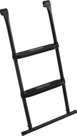 Salta Trampoline Ladder Black 98x52cm