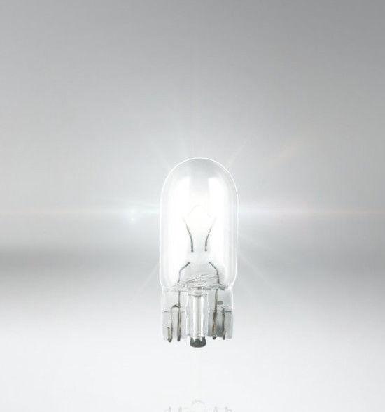 Автомобильная лампочка Osram 3W 24V W2.1x9.5D 2841-02