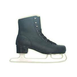 SN Ice Skates PW-215-1 Black 38