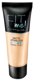 Maybelline Fit Me Matte + Poreless Foundation 30ml 120 Classic Ivory