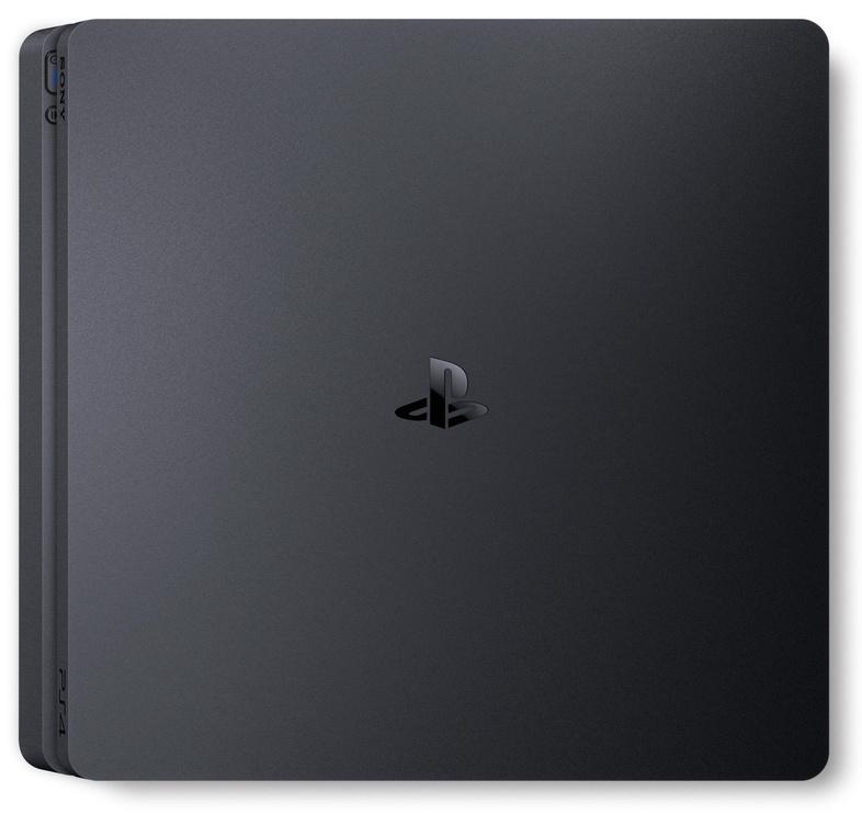 Sony Playstation 4 (PS4) Slim 1TB Black