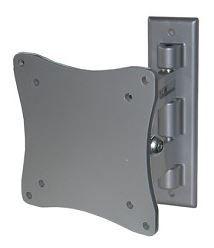 Televizoriaus laikiklis NewStar Wall Mount For LED/LCD 10-27'' Silver