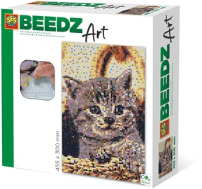 SES Creative Beedz Art Cat