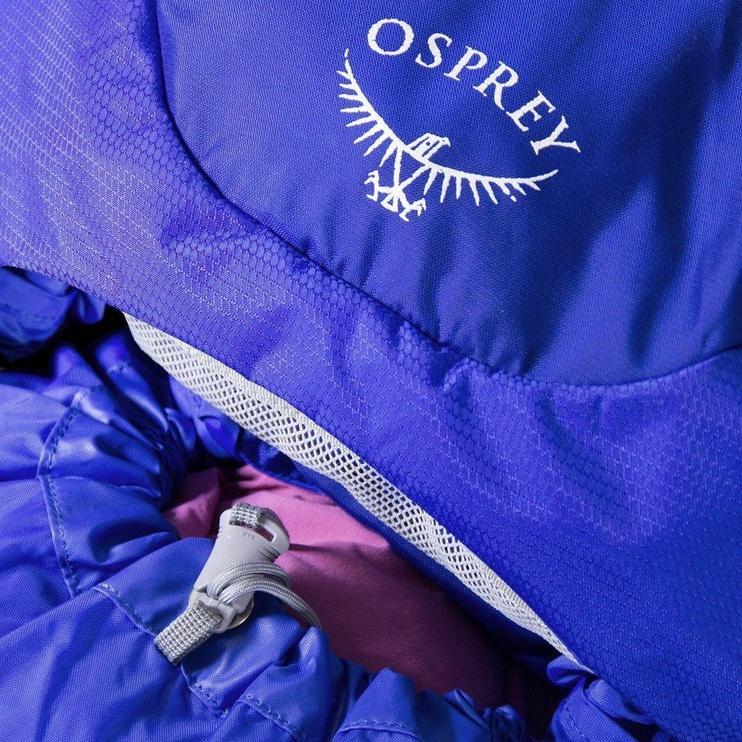 Osprey Ariel AG 55 Womens M Tidal Blue