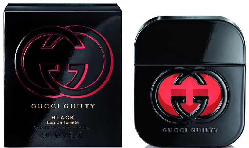 Parfüümid Gucci Guilty Black 50ml EDT