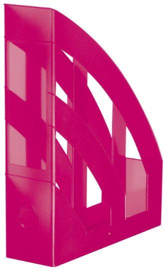 Herlitz Vertical Document Tray 10531556 Pink