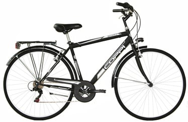 Coppi City Bike Man 28'' 51 Black