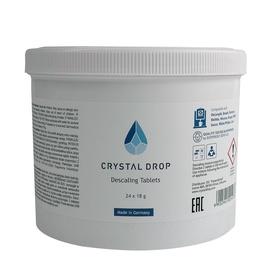 Automatinių kavos aparatų nukalkinimo tabletės Crystal Drop, 12 ciklų