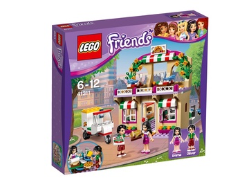 Konstruktorius LEGO Friends, Hartleiko picerija 41311