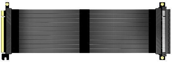 Akasa Riser Black X3 300mm
