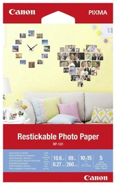 Canon RP-101 Restickable Photo Paper 10x15 5pcs